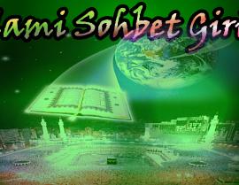 İslami Sohbet İslami Chat